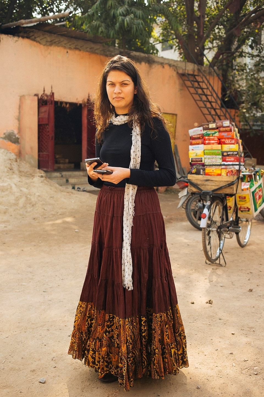Levi's Portraits of India. Levis_portrait_India
