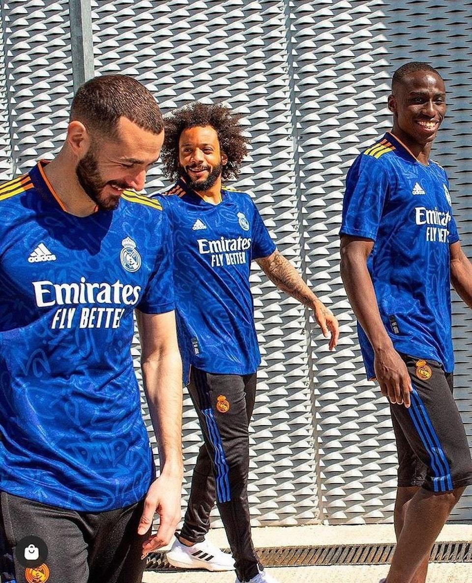 Adidas Football x Real Madrid AdidasxMadrid