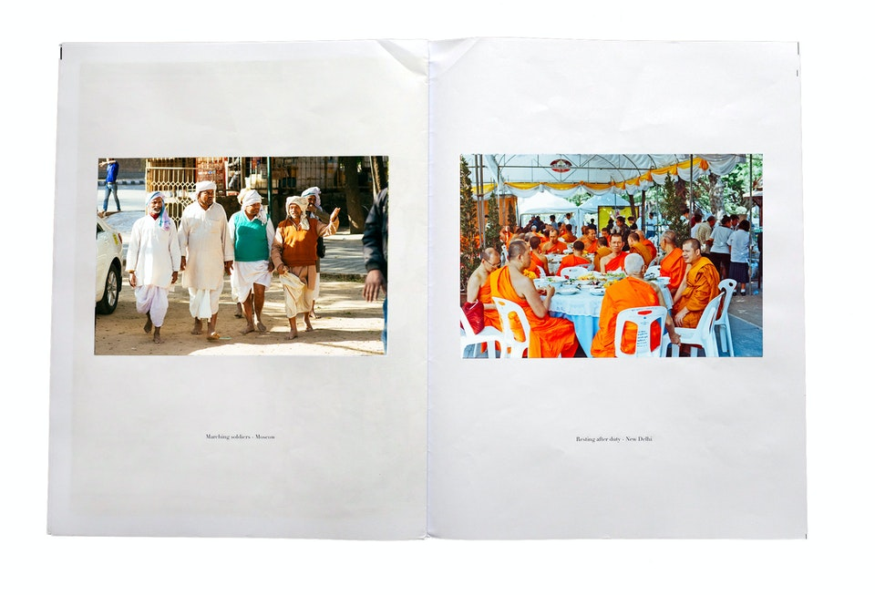 INTO Magazine. edition 01 Why do we seek a sense of belonging? INTO1aready-188