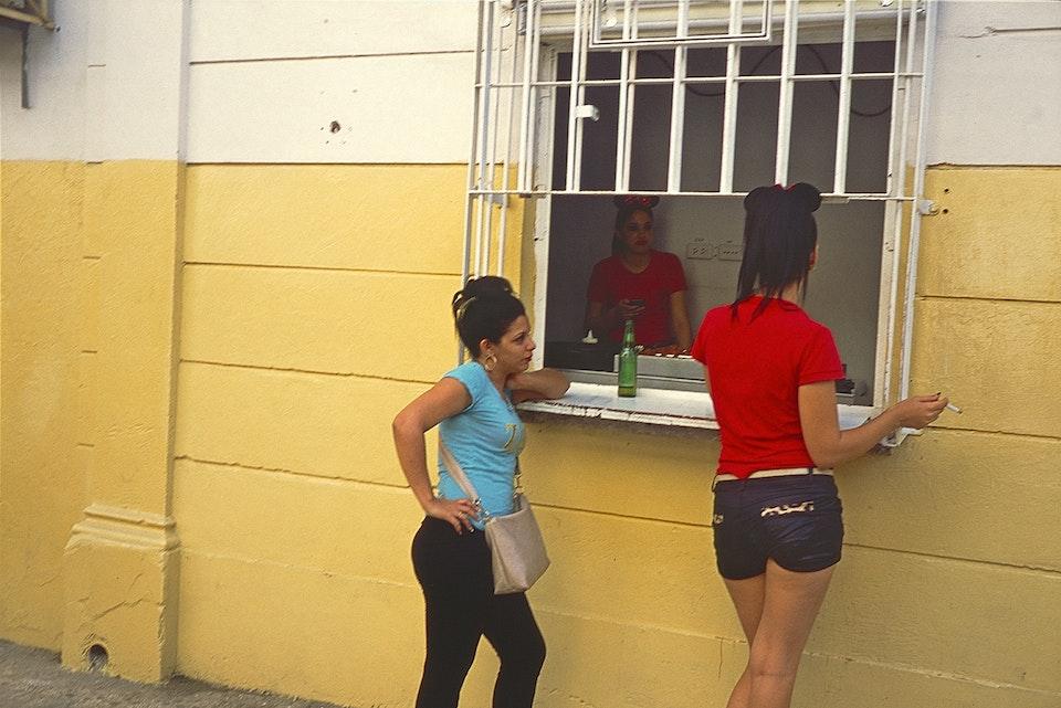 La Habana Cuba_ladies_coffe-Edit
