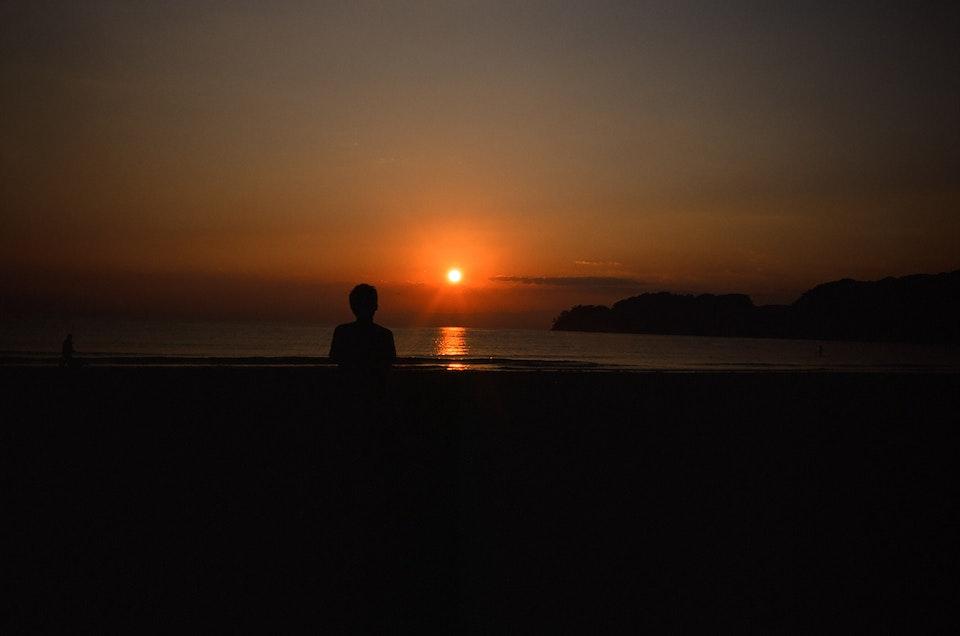 Landscapes - Kamakura_beach2