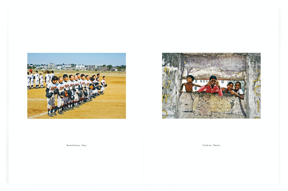 INTO Magazine. edition 01 Why do we seek a sense of belonging? INTO4