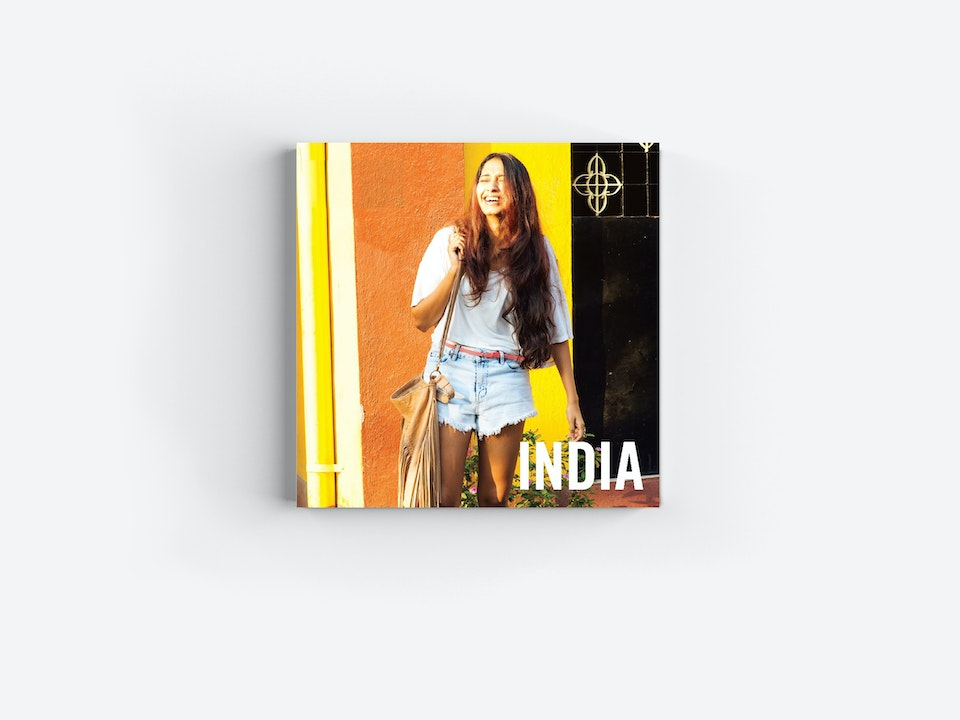 Book covers. Levis_India