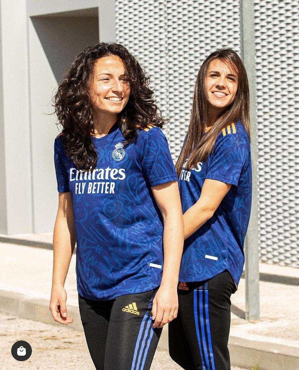 Adidas Football x Real Madrid Mad-women