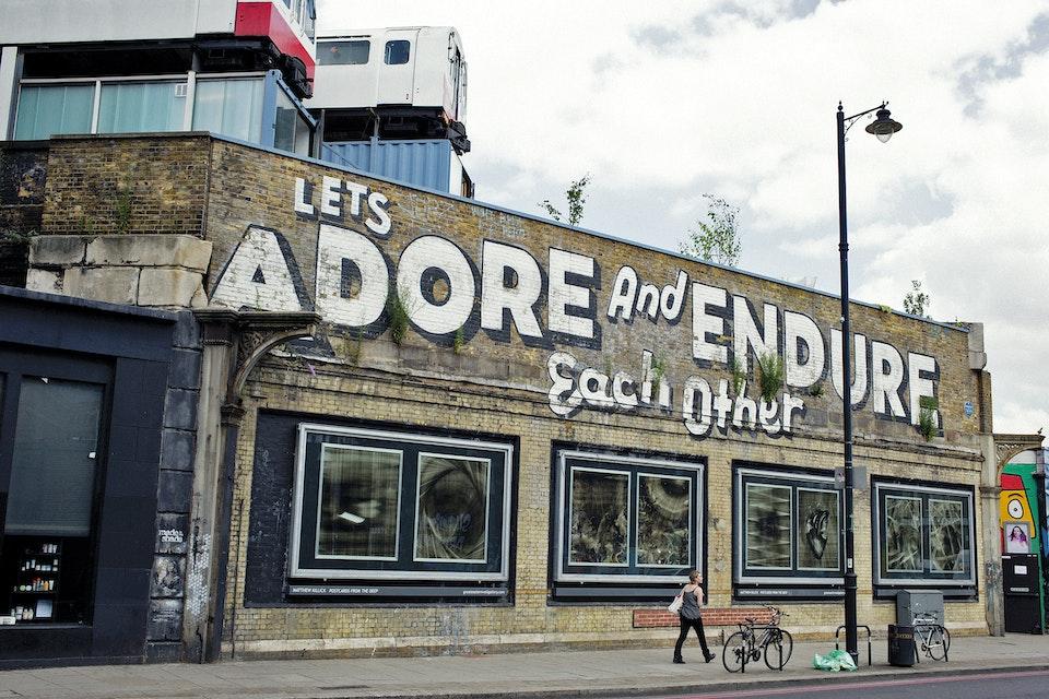 Levi's East London London_endorse