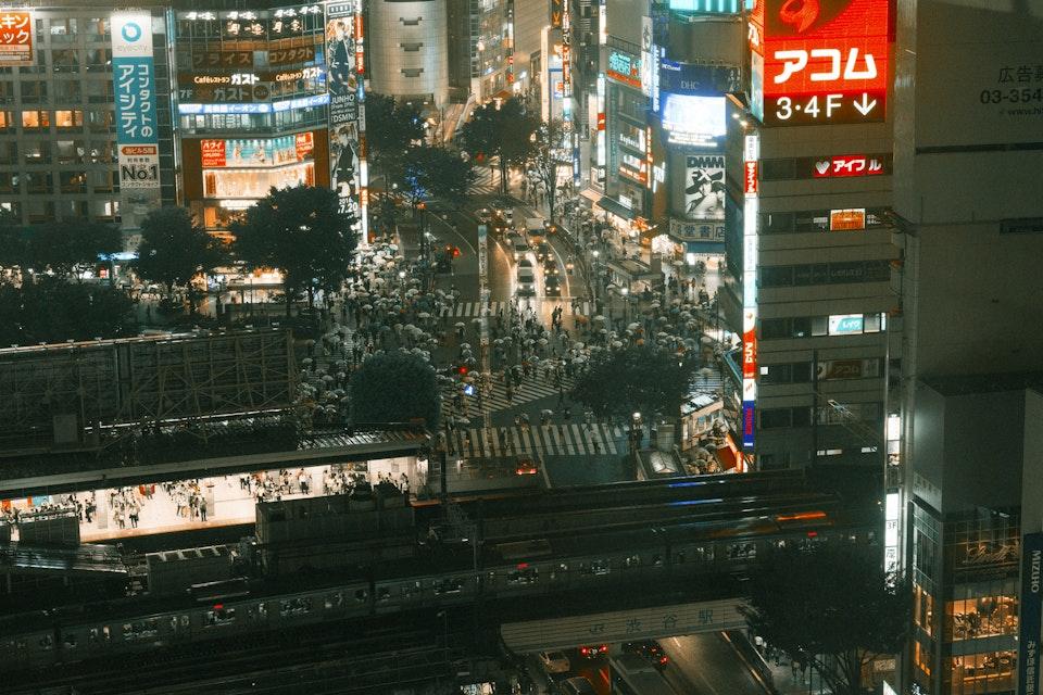 Levi's Tokyo Night_Scene_Tokyo