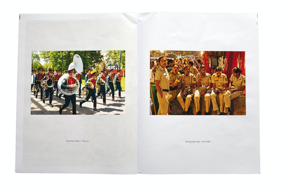 INTO Magazine. edition 01 Why do we seek a sense of belonging? INTO1_solders