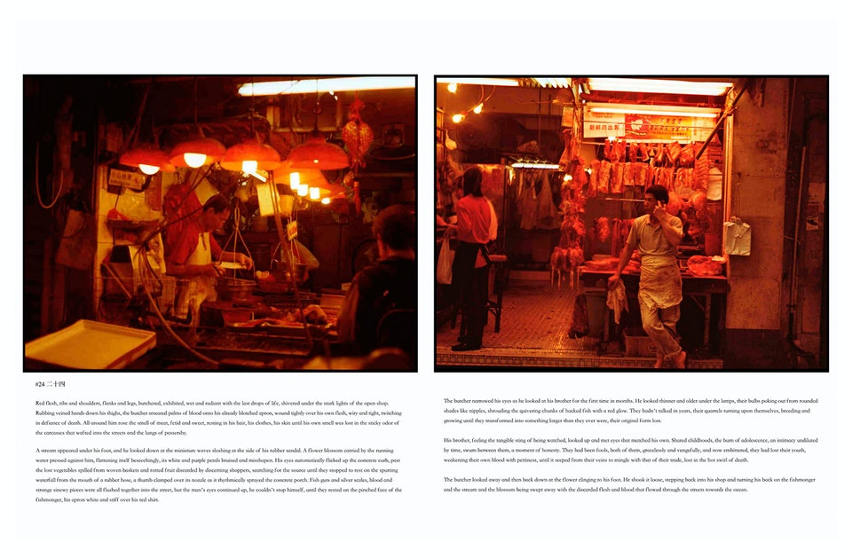 Honk Kong Both sides book. Ivan-Hugo-HK-OK-8