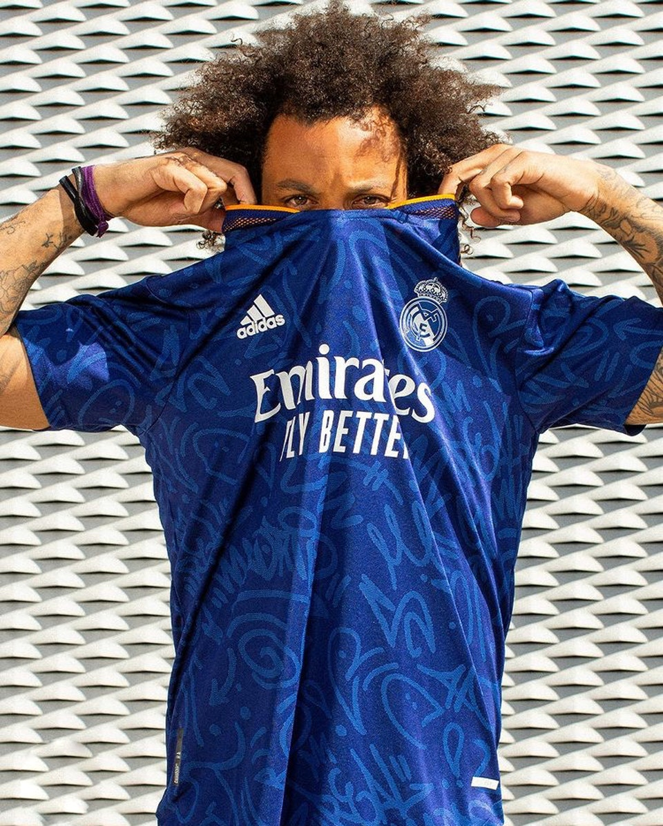 Adidas Football x Real Madrid Adidasxrealmadrid