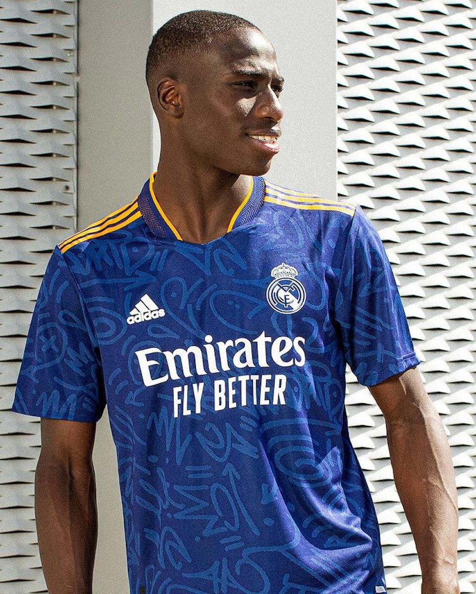 Adidas Football x Real Madrid Adidasxrealmadrid2