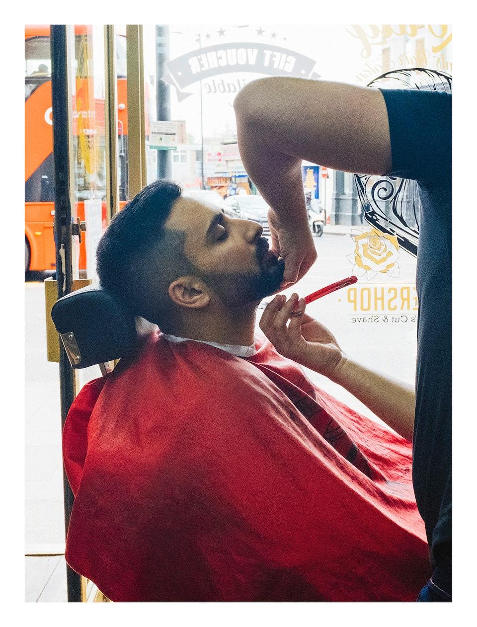 INTO magazine. edition 05, Barbershops. Global_Barbers_Porject_2019_v1OKok_Page_23
