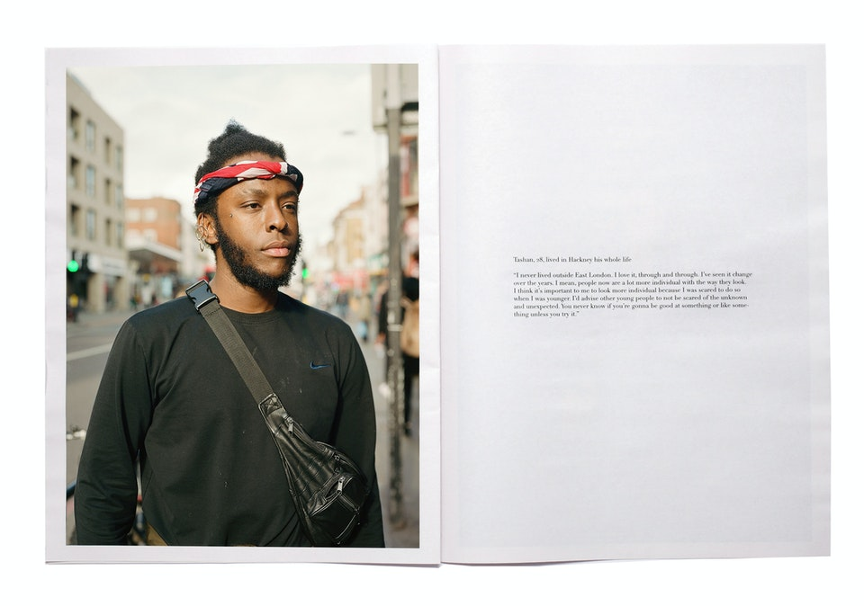 INTO magazine. edition 03, Voices of East London youth. INTO3ready-086
