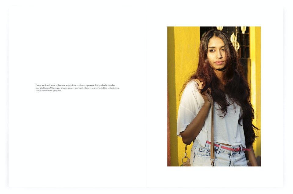 INTO magazine.edition 02 Youth, uncertainty or opportunity? Into_winter_7