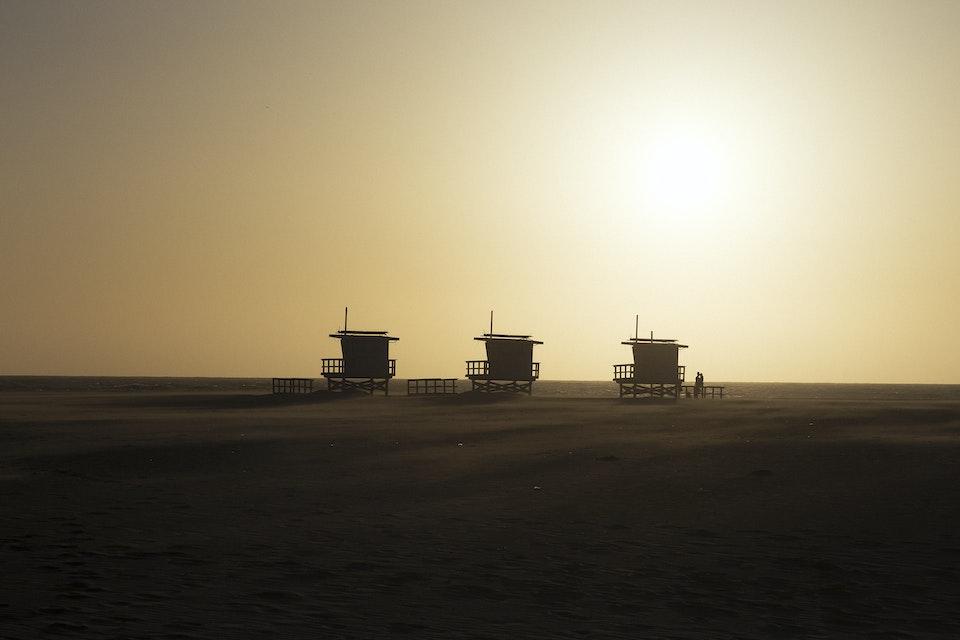 Landscapes Sunset_Venice