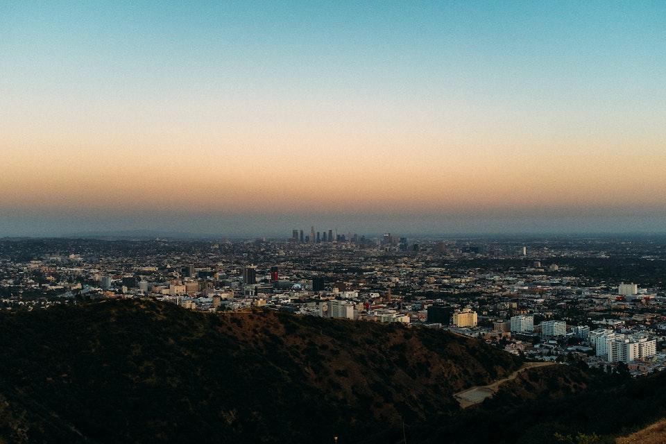 Overview cityLA