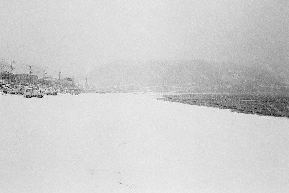 Landscapes Kamakura_snow