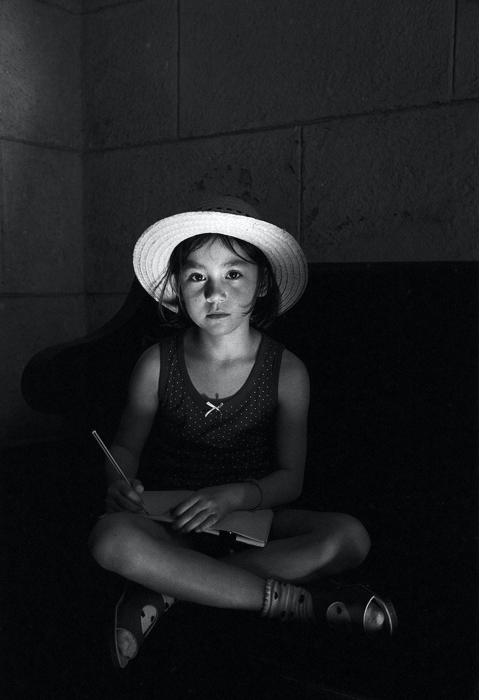 La Habana Naila_pintando