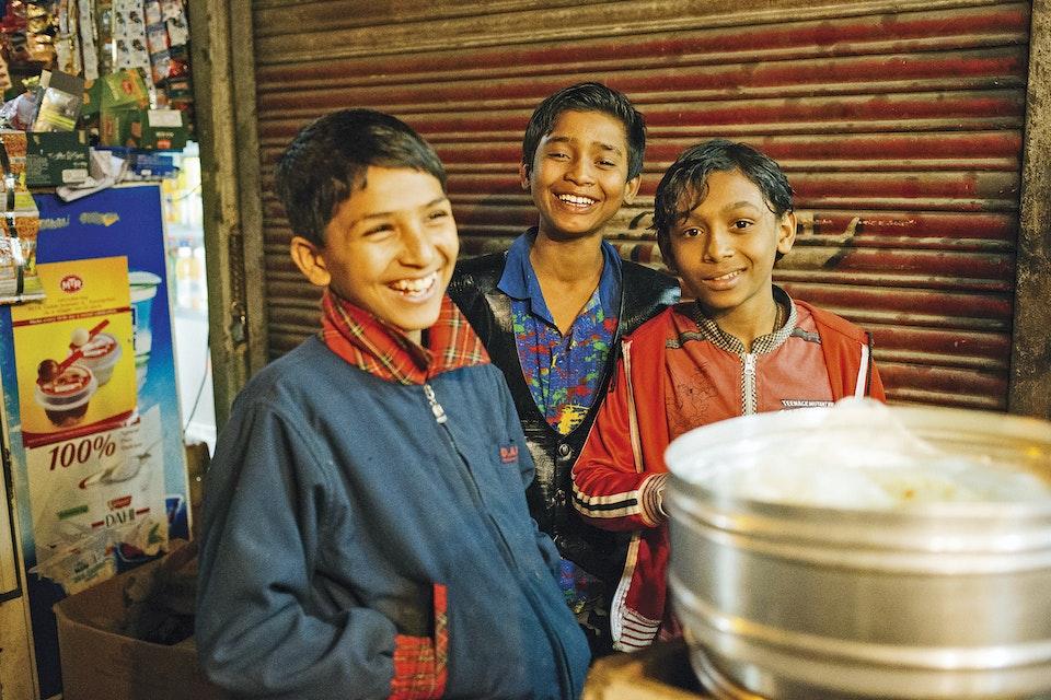 Levi's Portraits of India. _F7T6162
