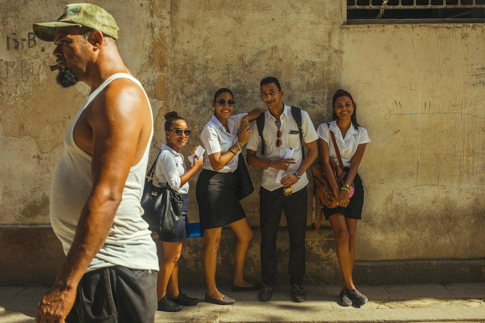 La Habana Cuba_Students2