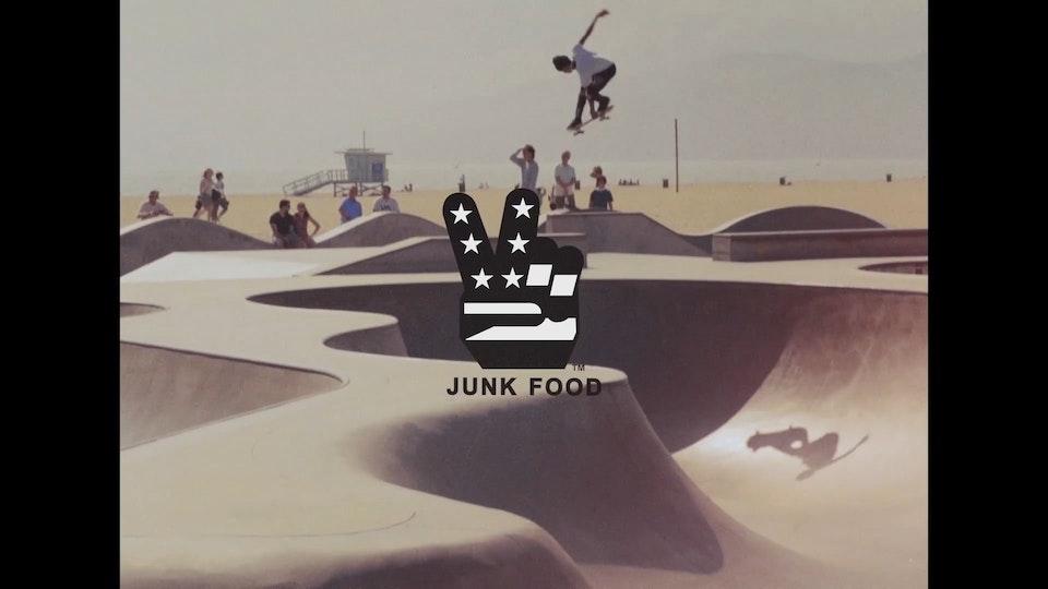 Ivan Hugo - Junk Food. Los Angeles 310