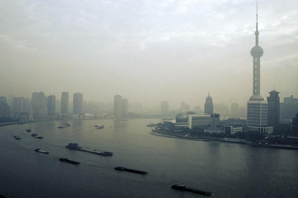 Landscapes Shanghai_river_FINAL