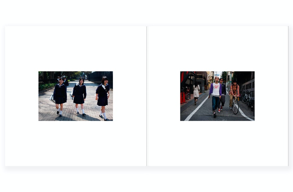 Nike TDS Japan. We conducted cultural research on the streets of Tokyo, documenting sports culture and the life of the people at its heart, TDS_book-2_STUDIO-4_Page_10