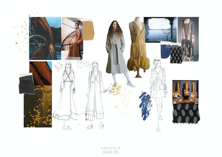 007 developing board dress