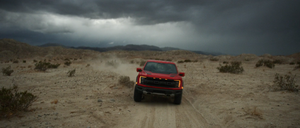 Ford Raptor F-150 Launch Film