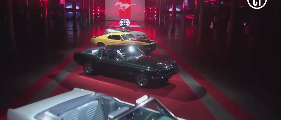 New Ford Mustang Launch Promo Film