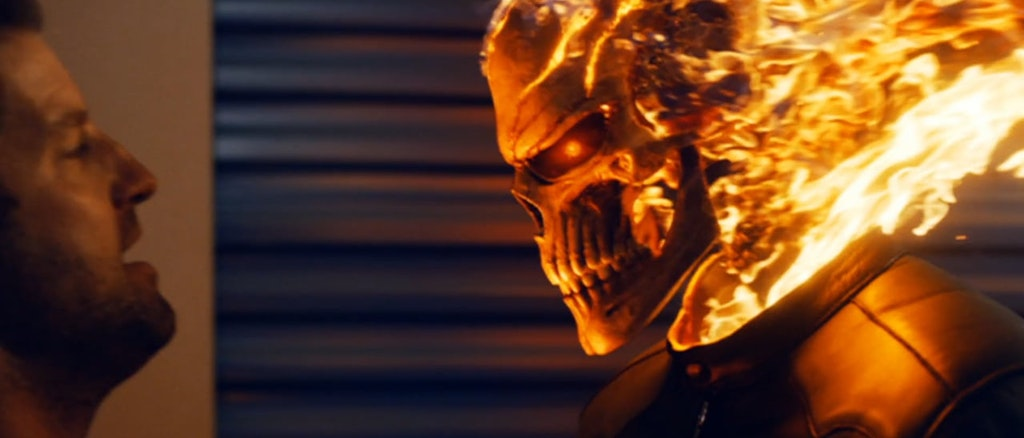 Marvel's Agents OF Shield Trailer For Channel 4