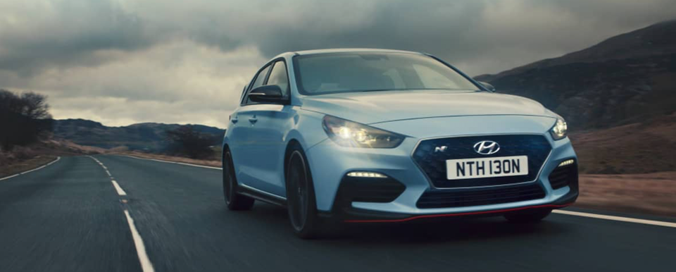 Sound Design for Hyundai i30n 'Turning Petrol Heads' Campaign