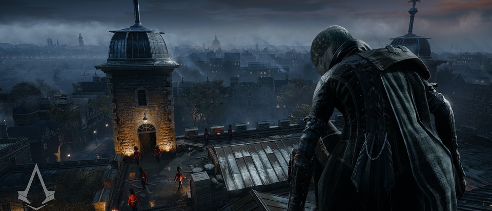 Assasins Creed Game Trailer