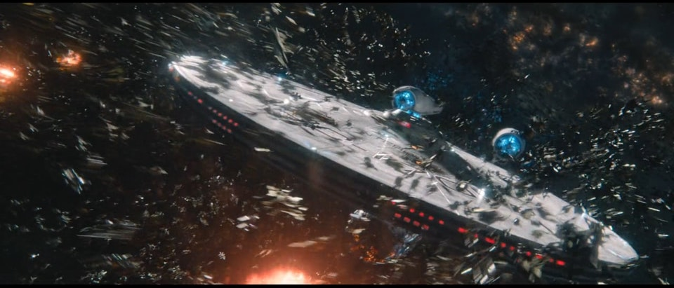 Star Trek Beyond Trailer For Channel 4