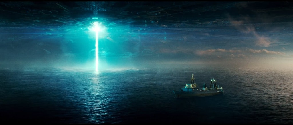 Independence Day 2 Trailer for Film 4