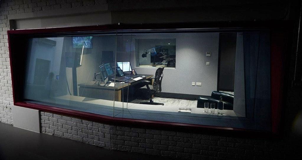 New, Freshly Built Audio Suites