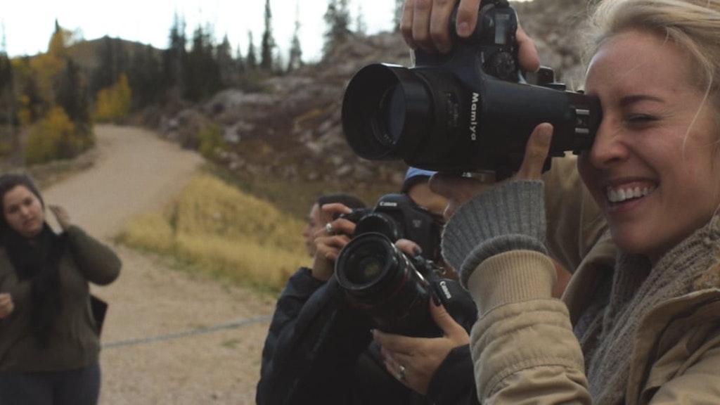 Themed Photography Workshop - Salt Lake City
