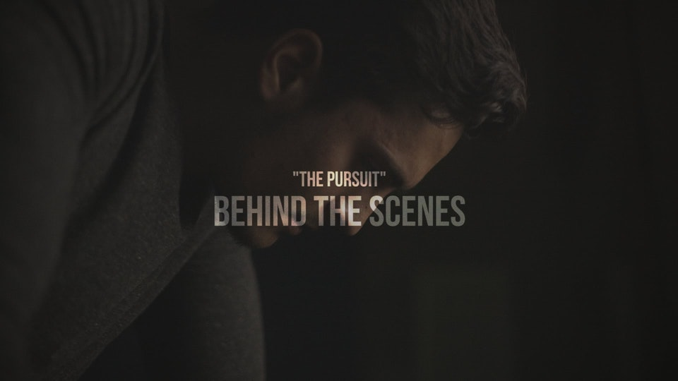 "Post | Style 05 ""The Pursuit"" - behind the scenes"