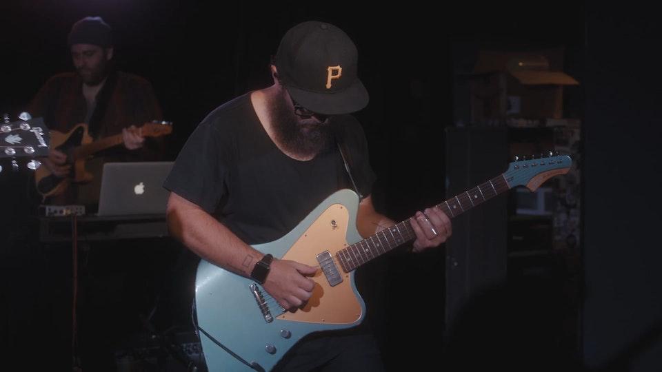 "Micah Bentley ""Heretics"" - Live at The Rebel Lounge"