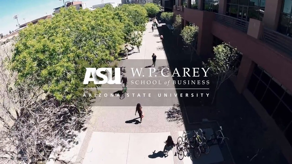 Seize the Day at ASU's W. P. Carey