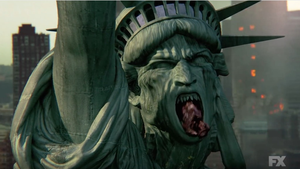 Lady Liberty | The Strain | S3 Promo