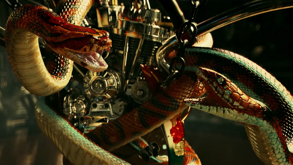 Mayans Season 2 - Serpent
