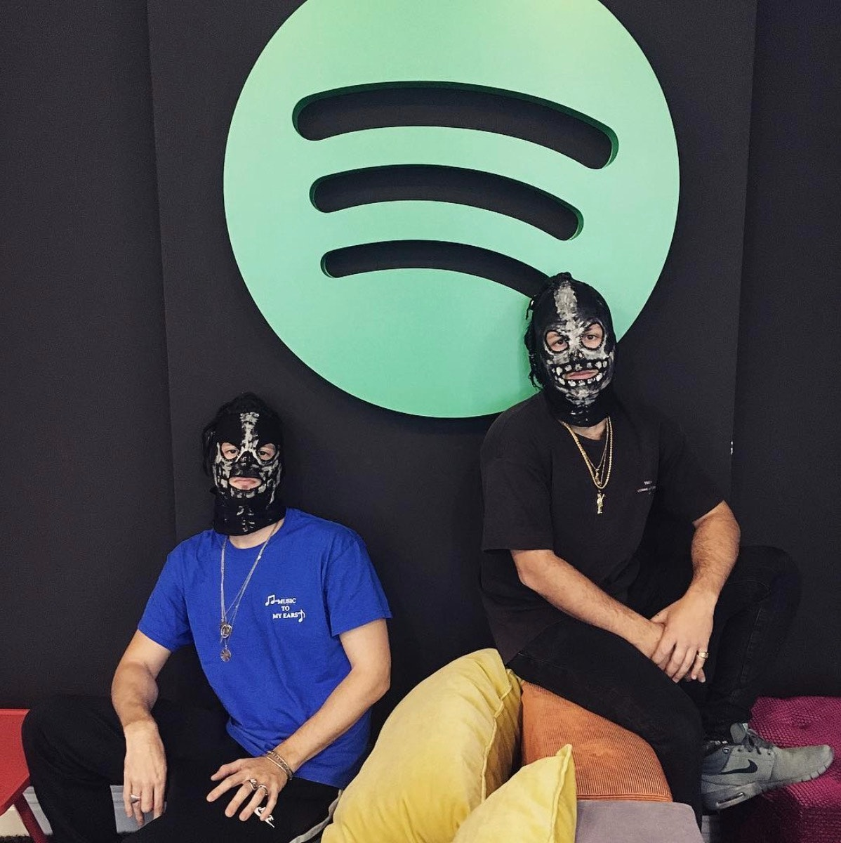 Interview for Spotify