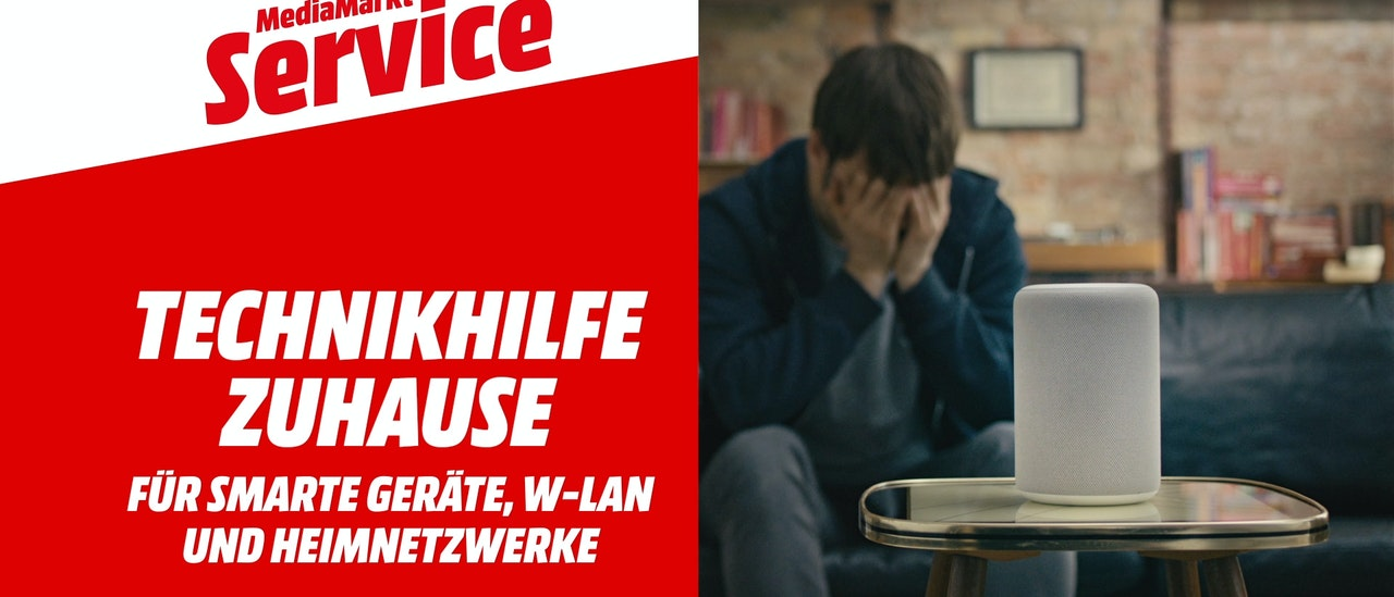 "Media Markt ""Stress zuhause?"" -"