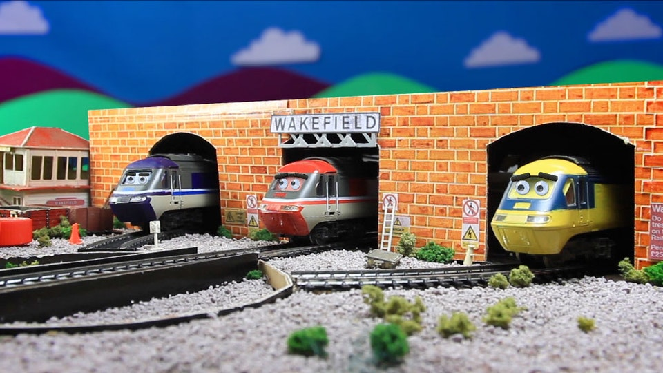 The Adventures of HS2 with John Bishop
