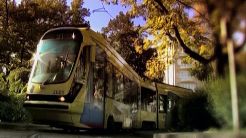 STIB - public transport