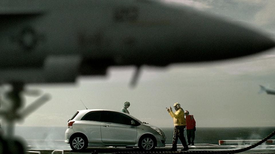 ENZO. PRODUCTION DESIGN. PRE-VIS. - Toyota. Yaris.