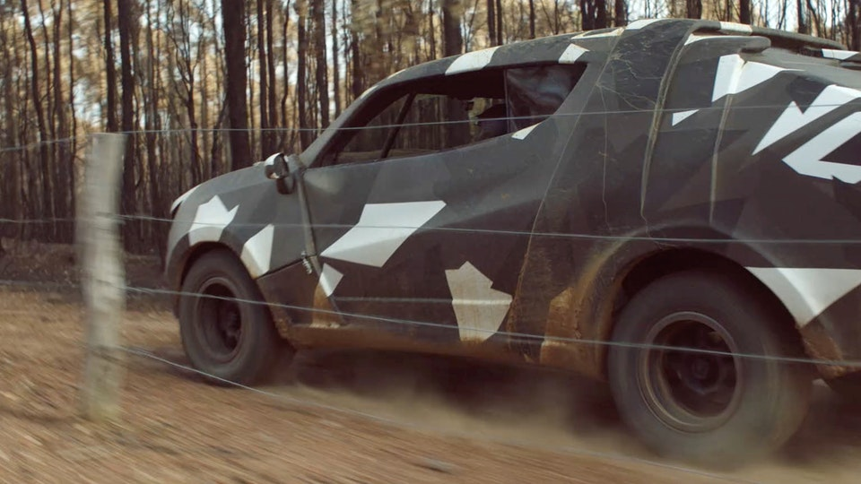 ENZO. PRODUCTION DESIGN. PRE-VIS. - Volkswagen. Amarok. V6.