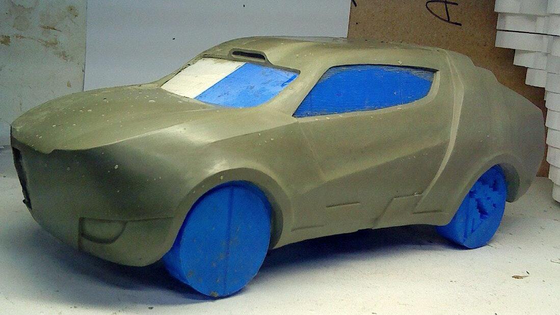 ENZO. PRODUCTION DESIGN. PRE-VIS. - Final Sculpt_preview