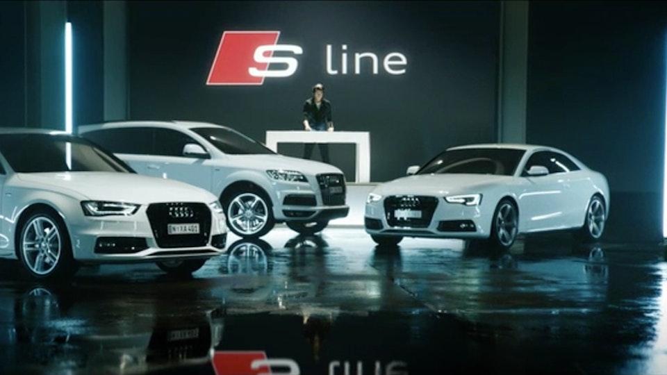 ENZO. PRODUCTION DESIGN. PRE-VIS. - Audi.