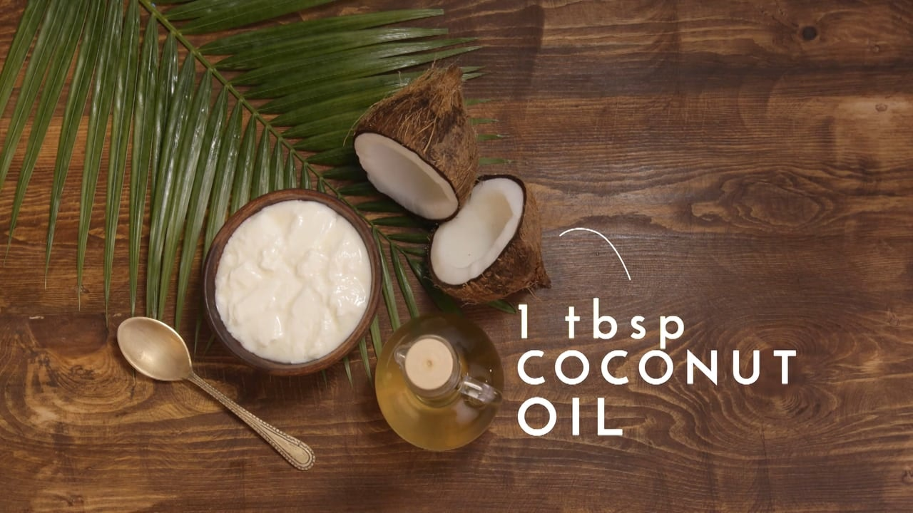 HairSutras : Coconut oil